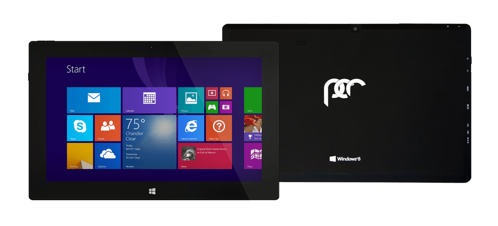 "PC Revolution 10"" tablet"