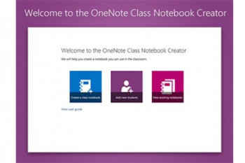 OneNote helps teachers stay organised with PC Revolution