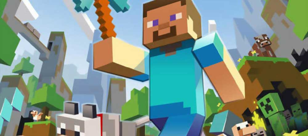 Play Full Minecraft PC version on PC Revolution Tablets