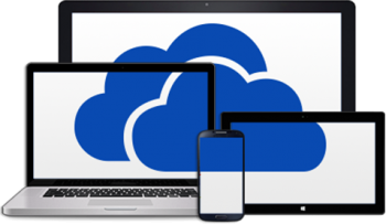 OneDrive and PC Revolution Tablets